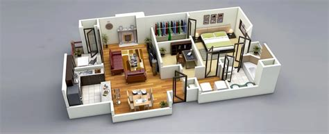 25 One Bedroom Houseapartment Plans by Luxury Large One Bedroom House Plans New Home Plans Design