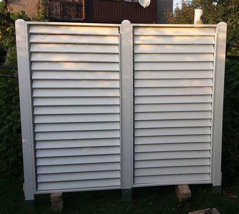 Complex Wood Panel Zaluzjowy