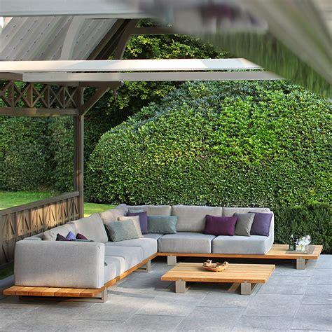 Royal Botania Vigor Garden Dining Furniture Modern Table