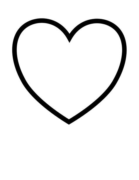 Valentine's Day Hearts Printable