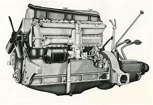 Pontiac Straight 8 Engine Diagram