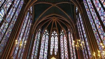 stained glass windows   middle ages purpose