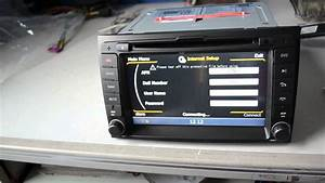 How To Access The Intenet For S100 Car Dvd Gps