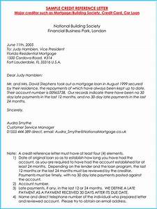 Cover Letter Format Example Credit Reference Letter 6 Best Samples To Write Perfect