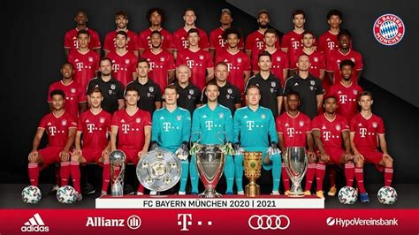 Bayern Munich: Weekly wages of first-team stars revealed ...