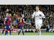 Real Madrid upload Cristiano Ronaldo's 15 career goals v