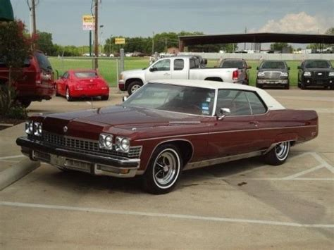 1974 Buick Electra by 1974 Buick Electra 225 Information And Photos Momentcar