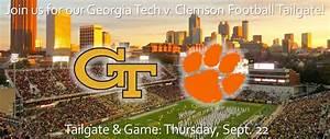 Georgia Tech v. Clemson Football Tailgate - Georgia ITE