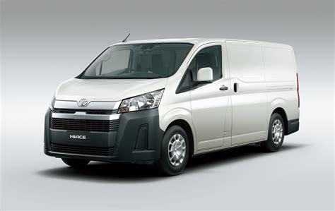 Van/minivan used st james montego bay. 2020 Toyota HiAce on sale in Australia mid-year, from ...