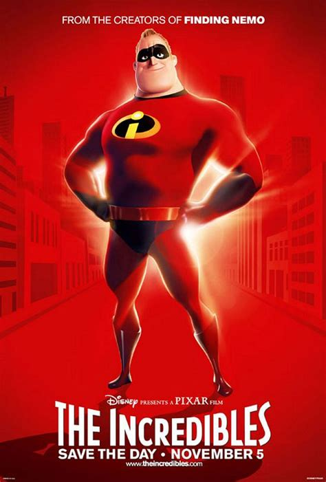The Incredibles 2004  Find Your Film Movie
