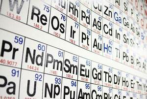 10 Neon Facts Chemical Element