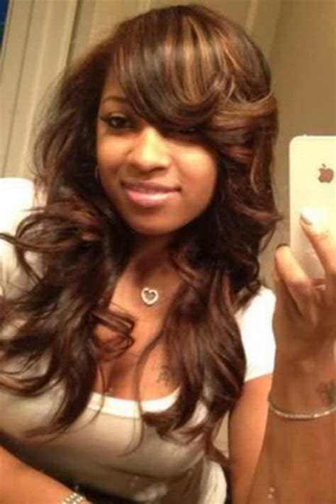 Pretty Sew In Hairstyles by Sew In Hairstyles