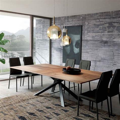 Esstisch Modern Holz by Der Ozzio Tisch 4x4 Ist Ein Design Esstisch Mit Besonderem