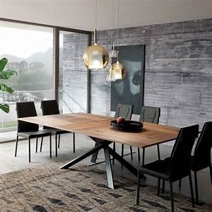 Esstisch Stühle Design : der ozzio tisch 4x4 ist ein design esstisch mit besonderem ausklappmechanismus tisch esstisch ~ Frokenaadalensverden.com Haus und Dekorationen