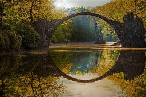 Rakotz Bridge Bing Wallpaper Download
