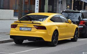 Audi S7 Sportback : audi s7 sportback 2015 28 february 2017 autogespot ~ Medecine-chirurgie-esthetiques.com Avis de Voitures