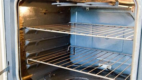 cleaning oven racks soak oven racks in the bathtub while you clean your oven