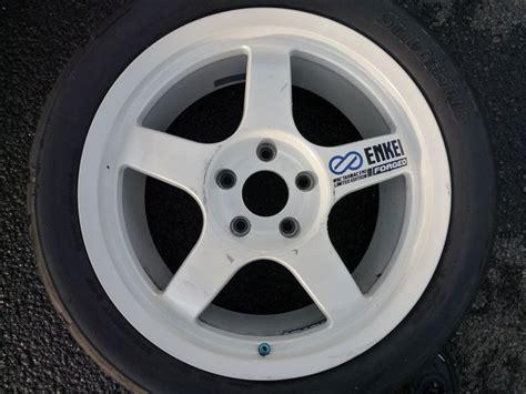 Enkei Wrc Tarmac Evo Limited Edition Forged