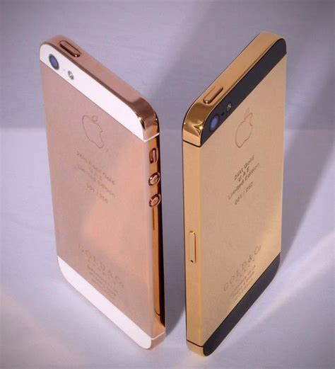 rosegold iphone gold and gold iphone 5 mikeshouts