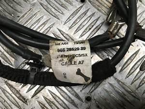 Batterie Peugeot 207 : set de cable batterie n gatif peugeot 207 essence 2007 garage mahieu ~ Medecine-chirurgie-esthetiques.com Avis de Voitures