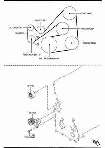 2014 Mazda 3 Serpentine Belt Replacement