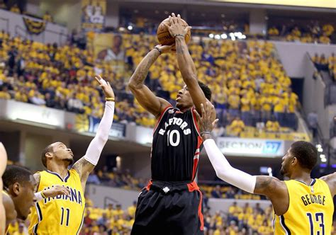 Toronto Raptors vs. Indiana Pacers: Game 3 score, TV ...