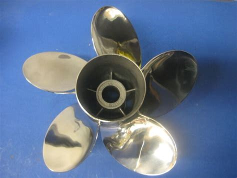 signature  blade  pitch propeller  volvo penta sx