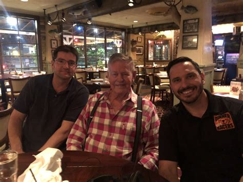 Ep.124 – Bobby Unser, Pt. 1 – Dinner with Racers