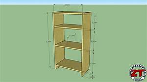 peindre etagere bois fashion designs With peindre une etagere en bois