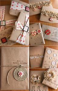 Christmas Inspiration 8 Techniques for Gift Wrapping with ...