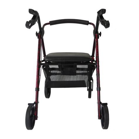 walker rolling seat front