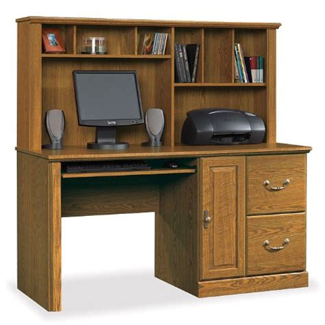 large cheap computer desk cheap sauder orchard hills large wood computer desk with