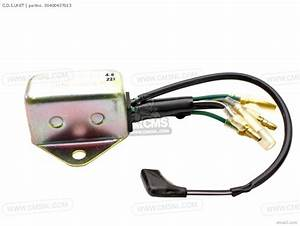 Honda Xl185s 1982  C  Usa Wire Harness Ignition Coil C D I