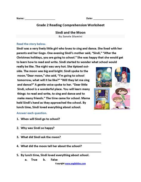 worksheets second grade reading comprehension worksheet 2nd grade comprehension worksheets grass fedjp