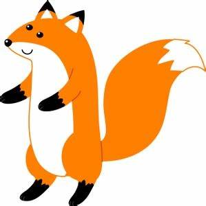 Cute Fox Clipart   Clipart Panda - Free Clipart Images
