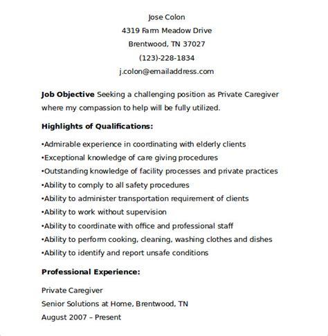 sle resume of live in caregiver caregiver resume available sales caregiver lewesmr