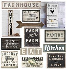 ideas  eat sign  pinterest dining room wall decor kitchen gallery  empty wall