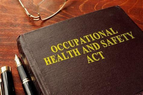 employer isnt  osha asbestos