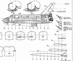 Space Shuttle Technical Drawings (page 3) - Pics about space