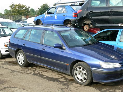 Image 24 Of 50 2003 53 Peugeot 406 20 Hdi 110 S