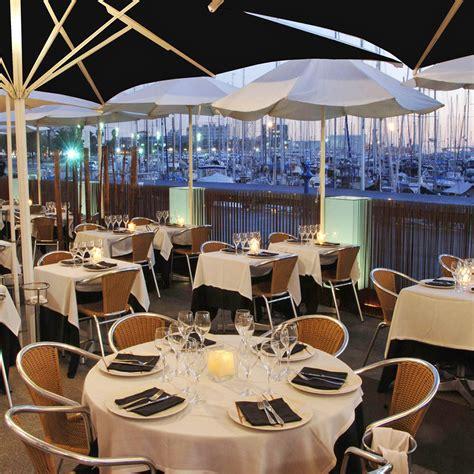 Best Resturants In Best Waterfront Restaurants In Barcelona Travel Leisure