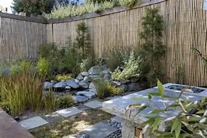 Schutzen sie ihren privatraum im hinterhof mit stil und for Balkon teppich mit tapeten englischer stil