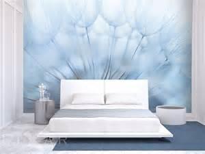 erholung in einer pusteblume fototapete für schlafzimmer schlafzimmer tapeten fototapeten - Esszimmer Inspiration