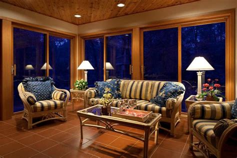 Sunroom Furniture Designs by 25 Beautiful Sunroom Decorating Ideas And House Design
