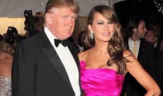 Donald Trump Wife Melania Knauss