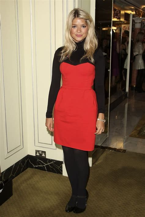 holly willoughby cocktail dress holly willoughby  stylebistro