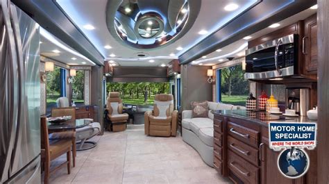 $12m Foretravel Luxury Rv Review For Sale At Motor Home