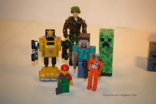 Minecraft Action Figures Toys
