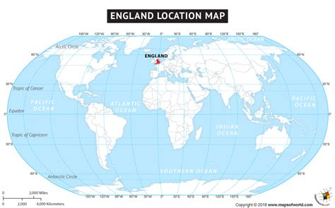 l online uk where is england online map