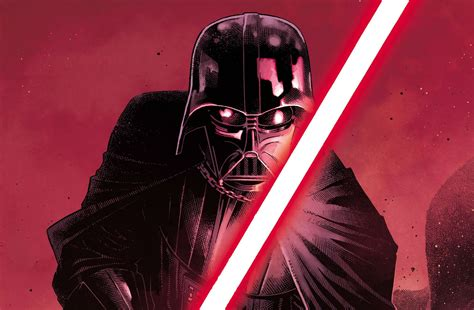 Star Wars: Marvel to Explore Darth Vader's Early Days as ...